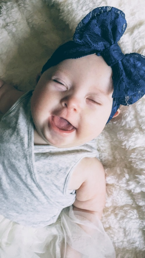 My {6} Month Old with Down Syndrome - baby•lemonade•blog