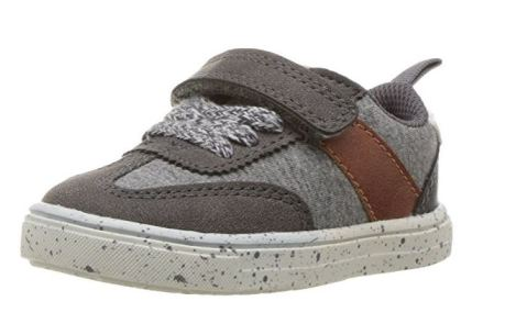 carter's Kids' Goalie Boy's Casual Sneaker