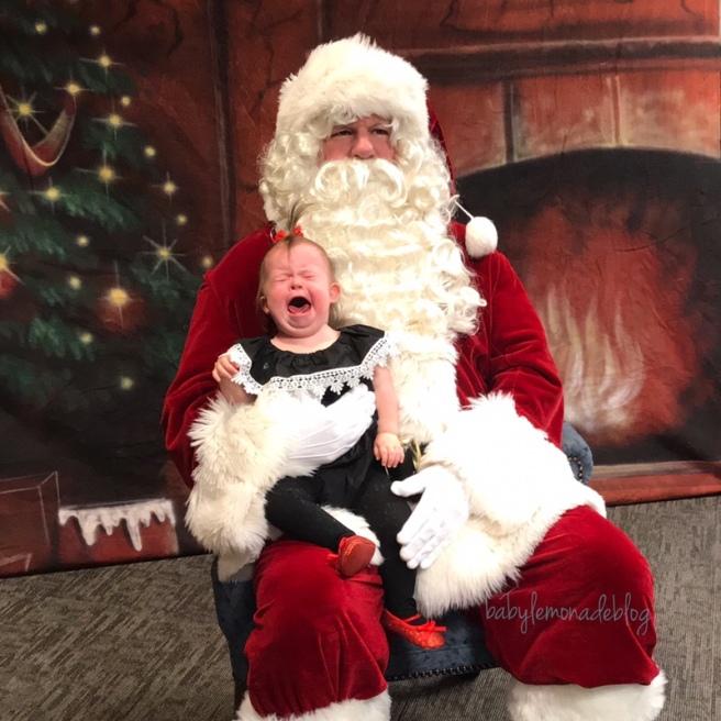 Not Santa's Biggest Fan