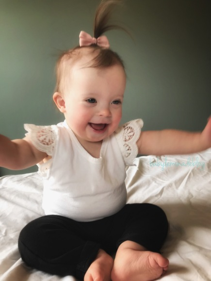 My 18-Month Old with Down Syndrome