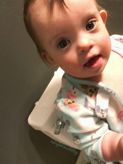 Potty Training My 18-Month Old With Down Syndrome